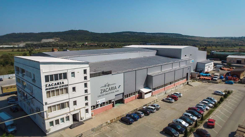Spațiu industrial clasa B UIP Sibiu SB