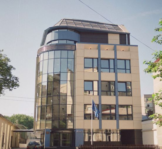 Jules Michelet Office Building