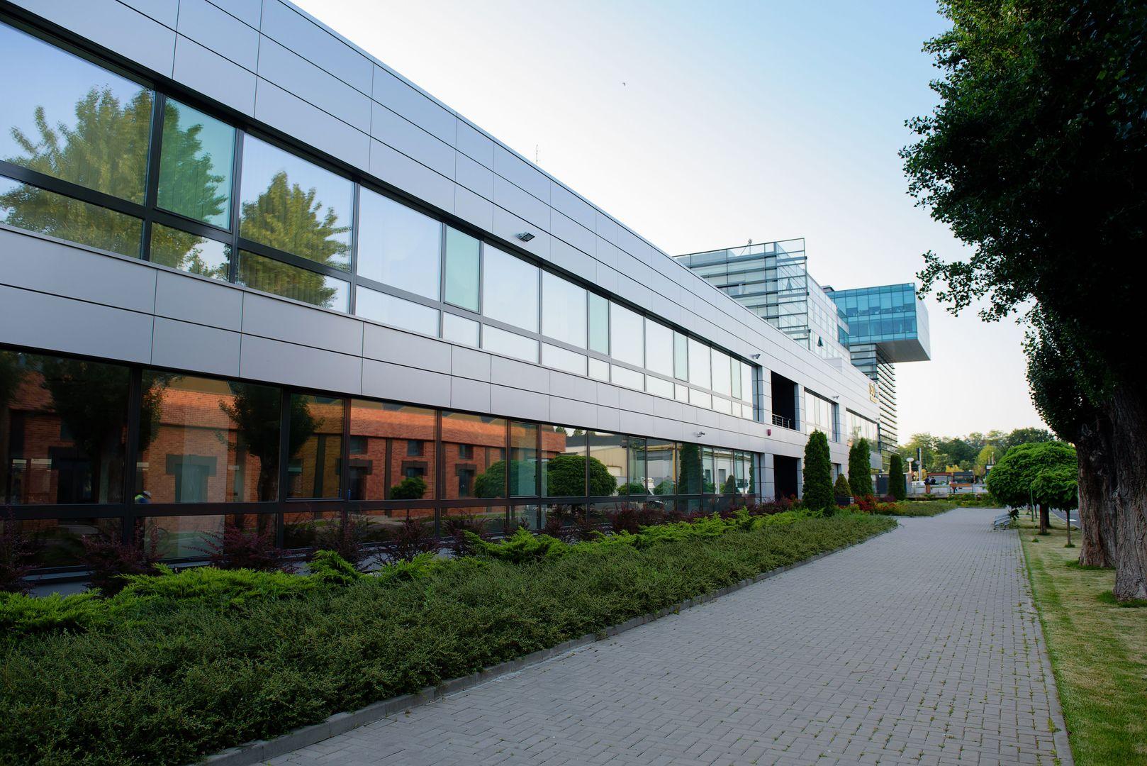 Berlin & Bruxelles Buildings-Sema Parc